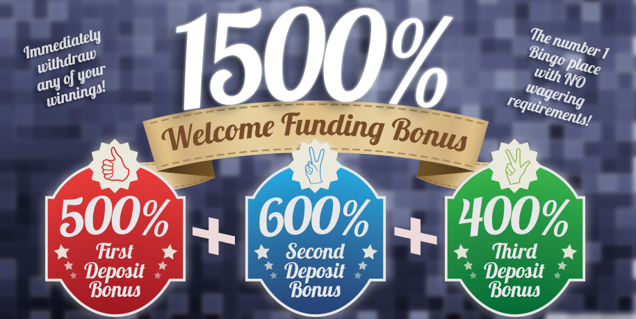 Welcome Funding Bonus