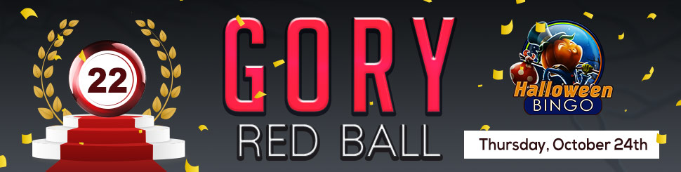 GORY RED BALL