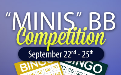 """MINIS"" BB COMPETITION"