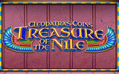 Cleopatra's Coins - Treasure of the Nile