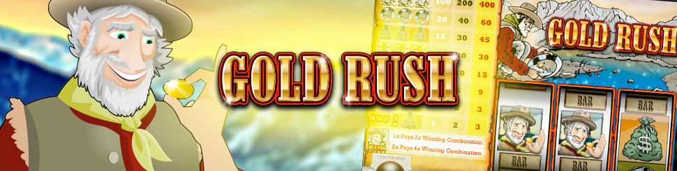 gold rush Tablet