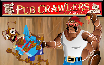 Pub Crawlers Mobile