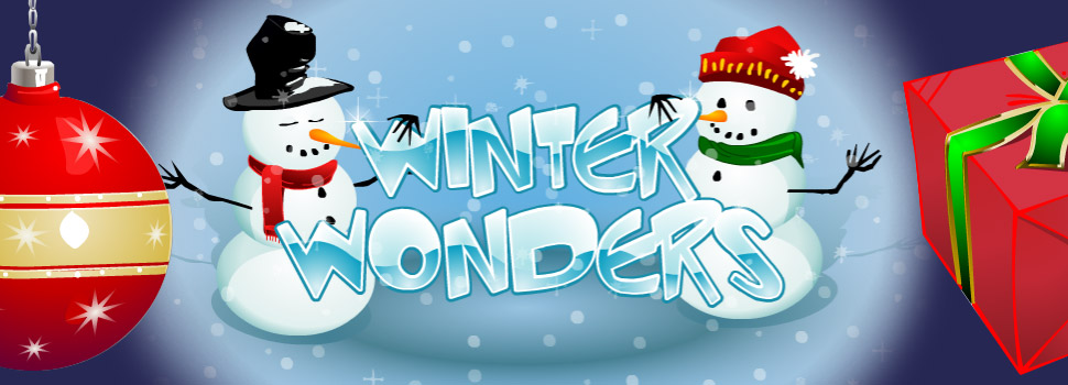 Winter Wonders Desktop