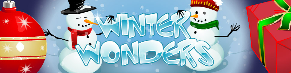 Winter Wonders Tablet