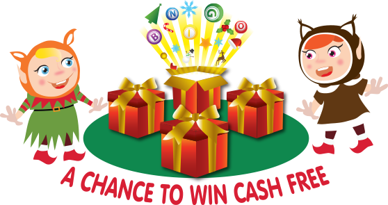 A change to win cash free