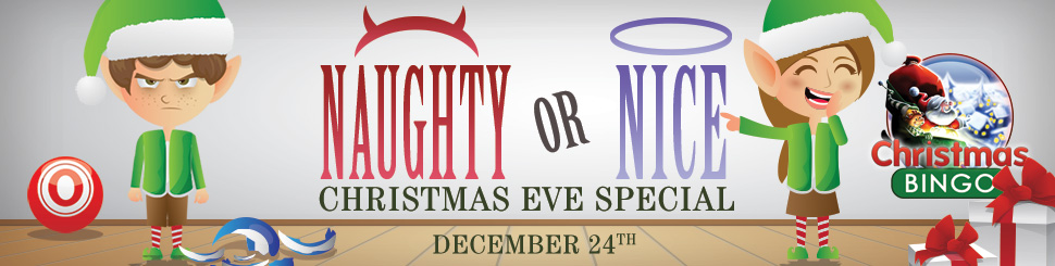 Naughty or Nice Christmas Eve Special
