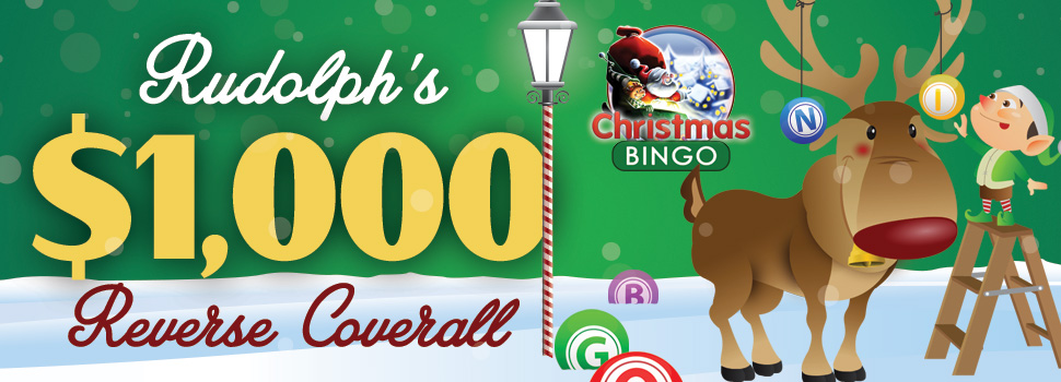 Rudolph's $1,000 Reverse Coverall