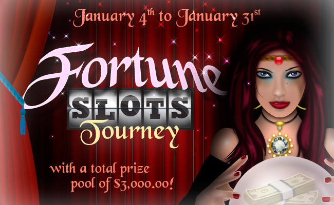 Fortune Slots Tourney Mobile