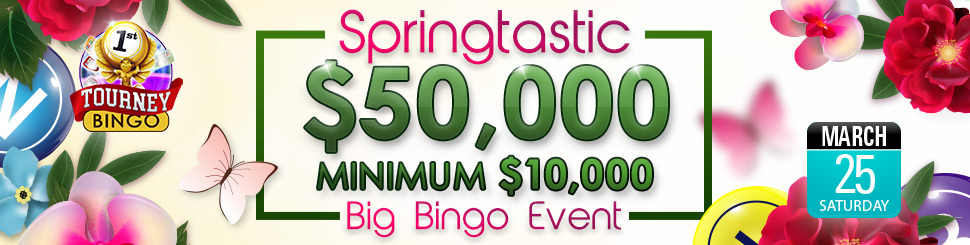The Big Bingo Event