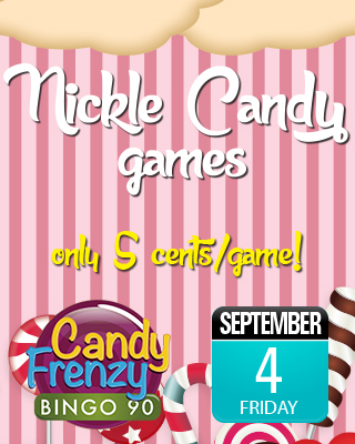 Nickle Candy Games Mobile