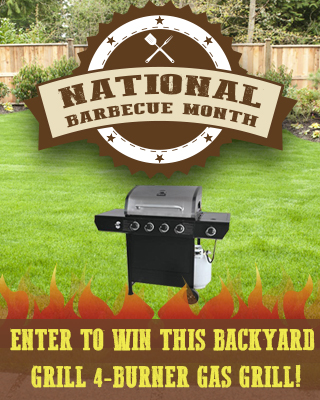 National Barbecue Month mobile