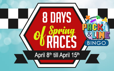 8 Days of spring Races