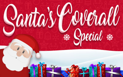 Santa's Coverall Special