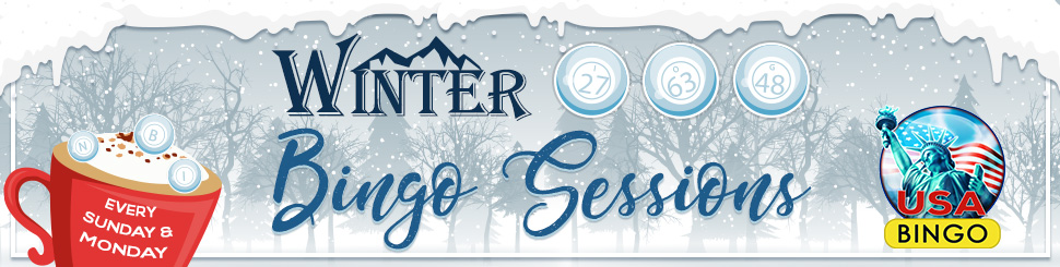 Winter Bingo Sessions