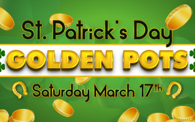 St. Patrick's Day Golden Pots