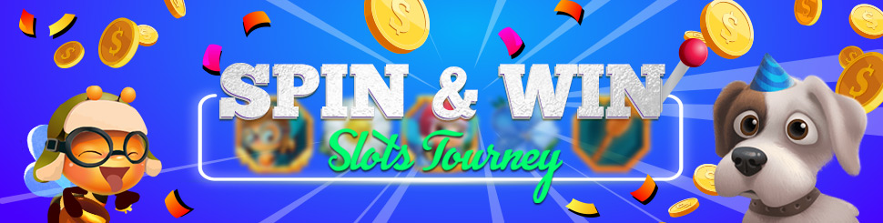 Spin and Win Slots Tourney