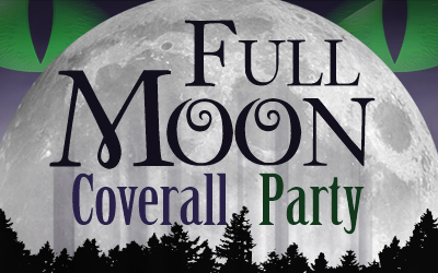 Full Moon Coverall Party