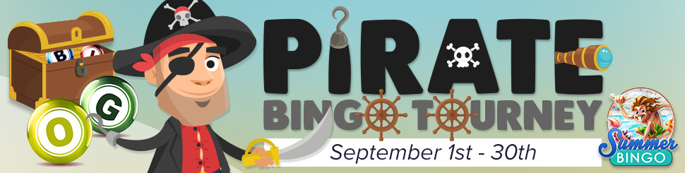 Pirate Bingo Tourney