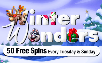 Winter Free Spins