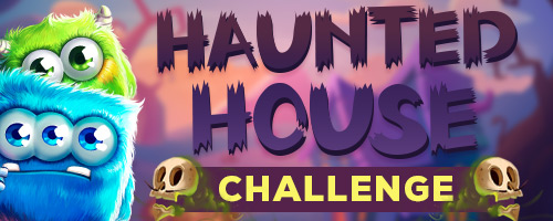 Haunted House Challenge
