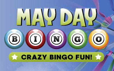 May Day Bingo