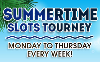 Summertime Slots Tourney