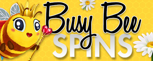 Busy Bee Spins