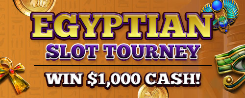 Egyptian Slot Tourney